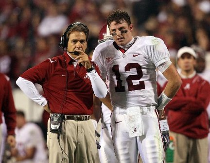 Image result for Greg McElroy Football Photos