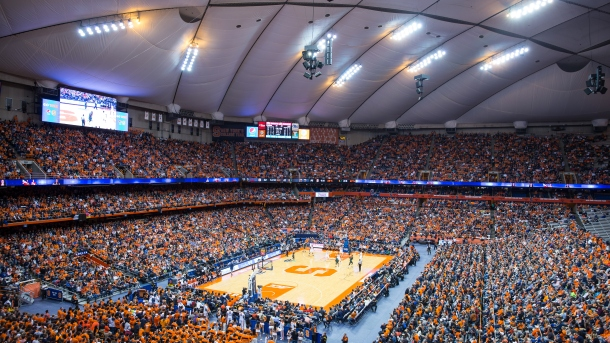 Syracuse Exploring Retractable Roof Option For Carrier