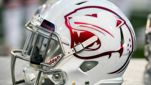 South Alabama helmet