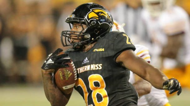 COLLEGE FOOTBALL: SEP 08 ULM at Southern Miss