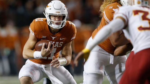 Texas Responds To Terry Bradshaw S Negative Comments About Qb Sam Ehlinger College Football Nbc Sports