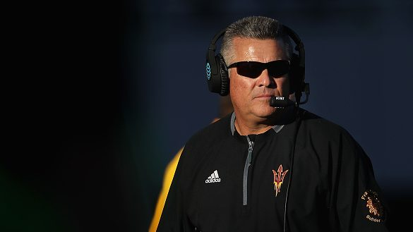 Todd Graham named as Hawaii's next head coach
