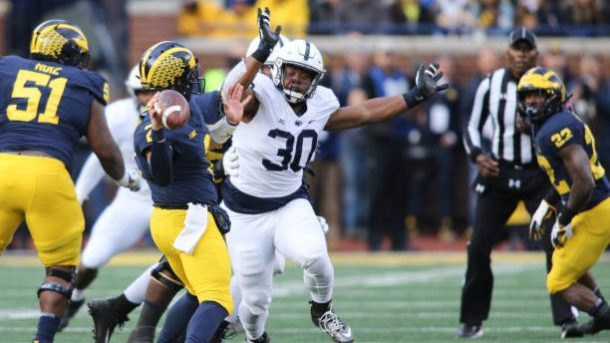 DT Kevin Givens is fourth Penn State player to declare ...