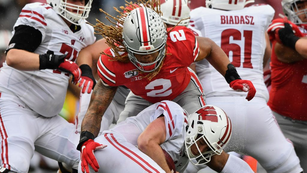Kirk Herbstreit Chase Young Suspended Four Games Ohio State