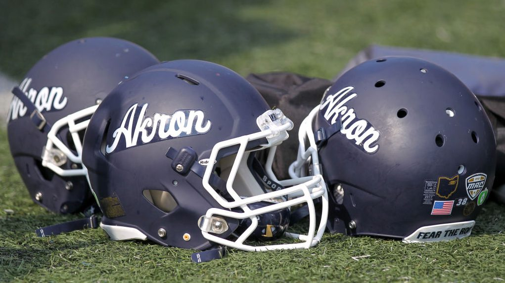 Akron football could be losing versatiel offensive lineman to transfer