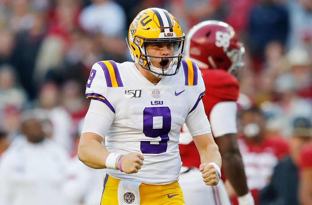 Tide Turned: No. 2 LSU takes control of SEC, CFP race with long-awaited win over No. 3 Alabama