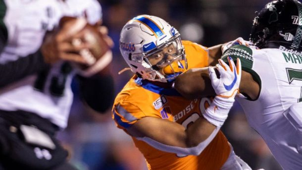Boise State Curtis Weaver