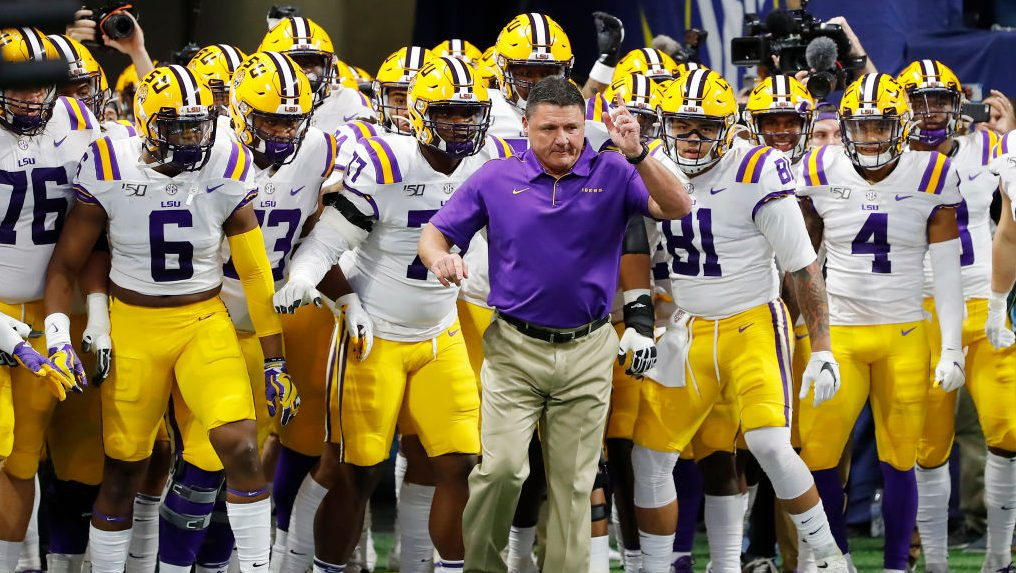 Report: LSU, Ed Orgeron agree to six-year, $42 million contract extension