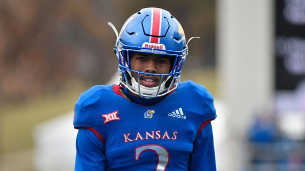Kasnas Jayhawks football