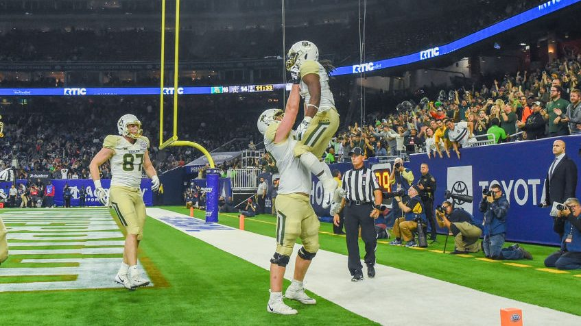 OL Prince Pines set to transfer from Baylor