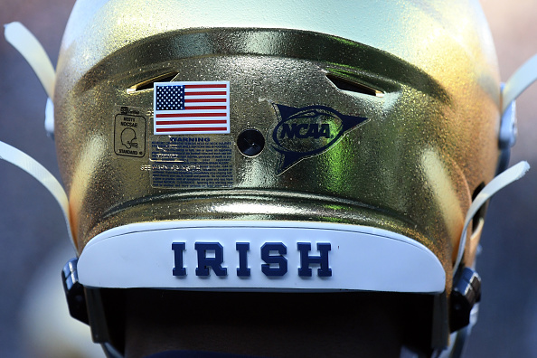 2020 Notre Dame signee arrested on burglary charges, no longer welcome as part of Fighting Irish football team