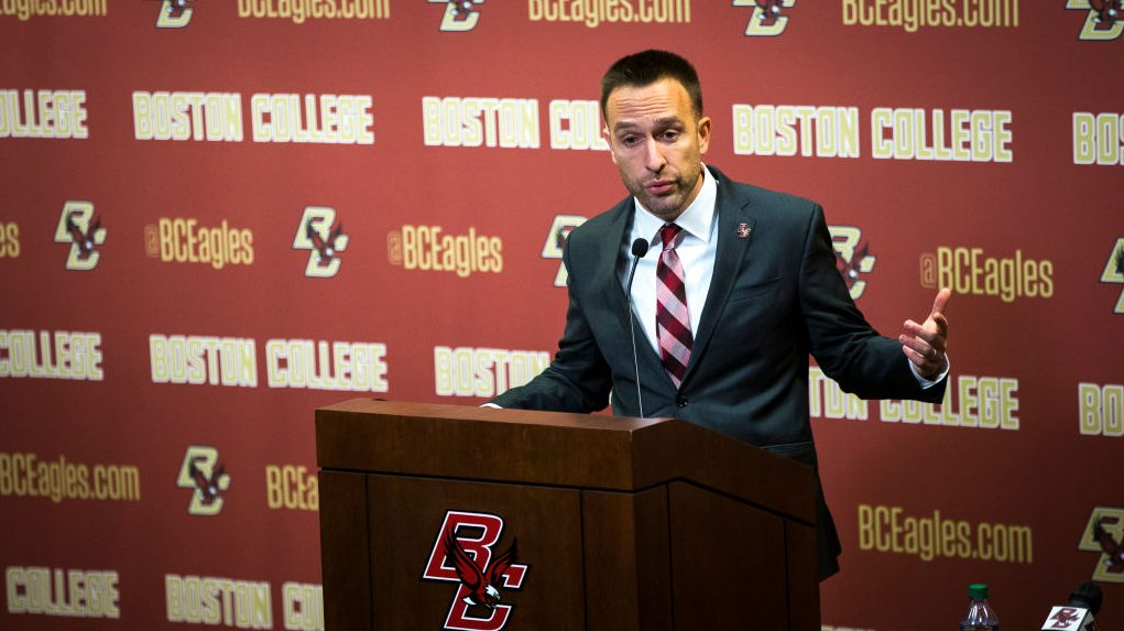 Boston College plucks DL coach from UCLA