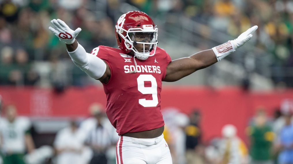 Oklahoma football losing Kenneth Murray to NFL draft