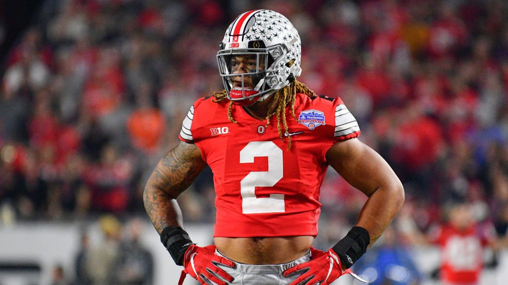 State College Motors >> Ohio State DE Chase Young confirms he's entering 2020 NFL Draft