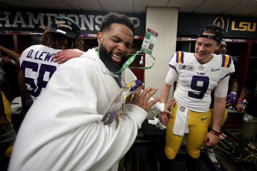 LSU: Cash 'may have been given' to players by OBJ