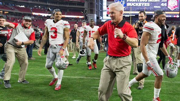 Ohio State Buckeyes Football Brings Kerry Coombs Back As Dc