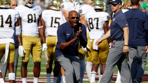 Todd Lyght Notre Dame