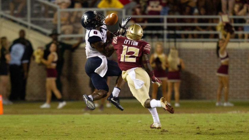 Florida State Football Pares Roster As Cb A J Lytton Removed From The Team