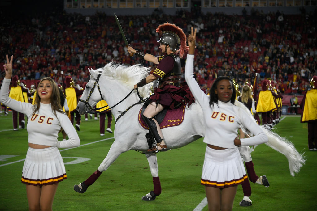USC football in final stage of canceling game vs. FCS school
