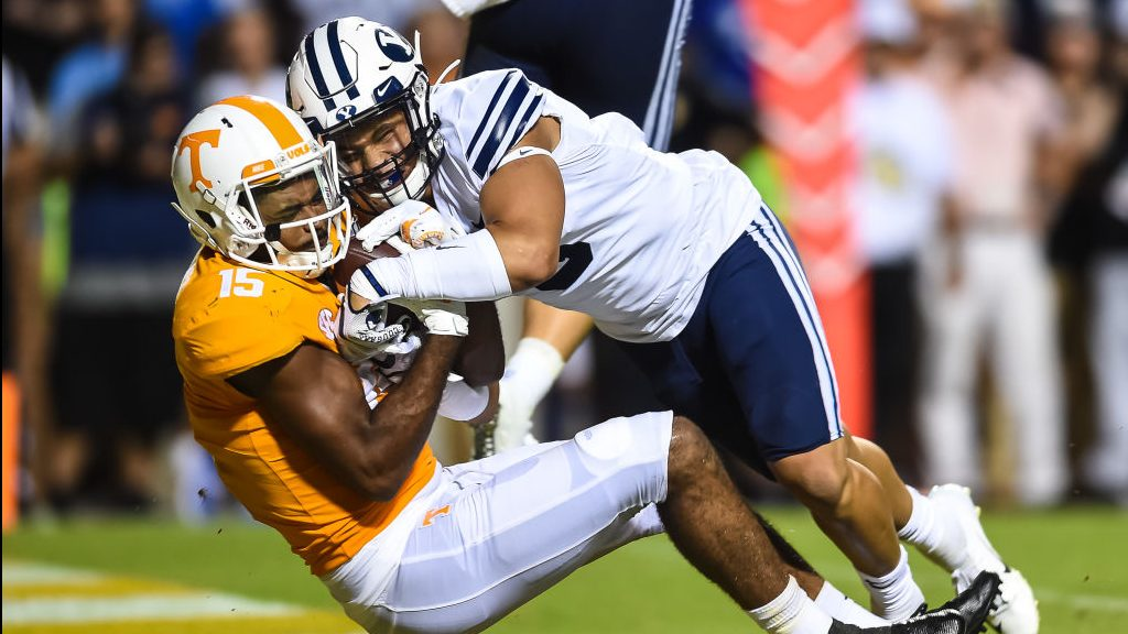 Byu Football Player Chaz Ah You Was Improperly Arrested