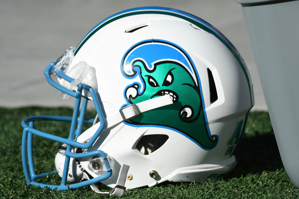 Tulane football player charged after punching 70-pound high school senior