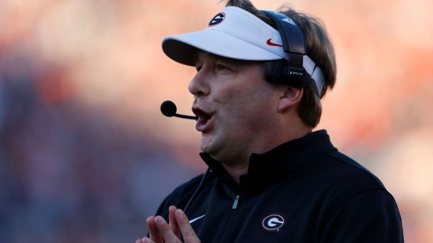 Kirby Smart has his second No. 1 recruiting class at Georgia.