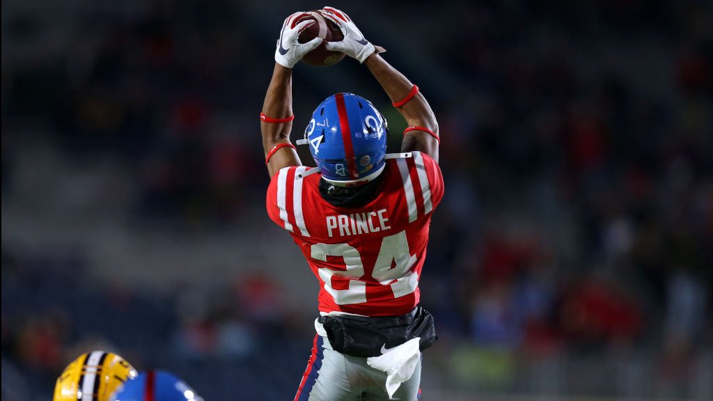 Ole Miss football could lose Deantre Prince to transfer
