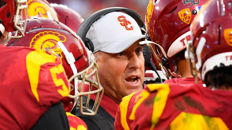 USC football swipes an assistant from Pac-12 rival Oregon