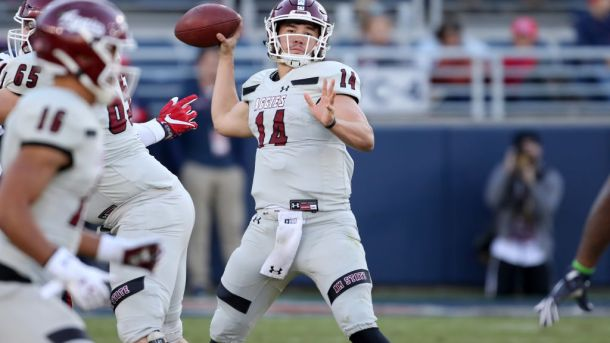 New Mexico State Qb Josh Adkins A Two Year Starter Steps Into