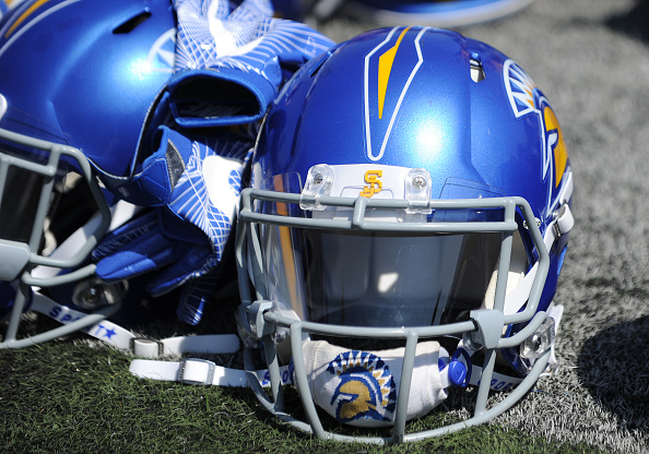 San Jose State football player in coma following rollover accident