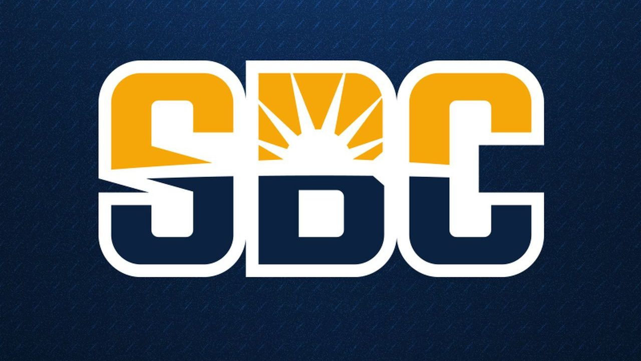 Conference new color scheme revised logo, Sun Belt unveils