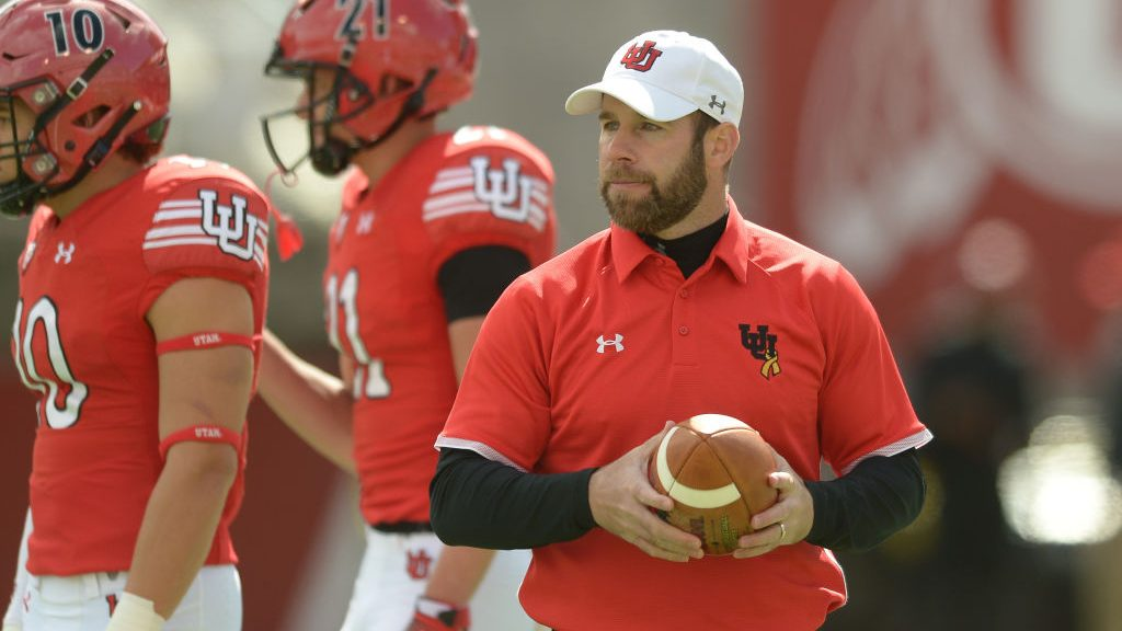 Utah football suspends DC Morgan Saclley over racist 2013 text message