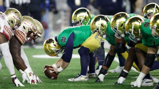 Florida State Notre Dame