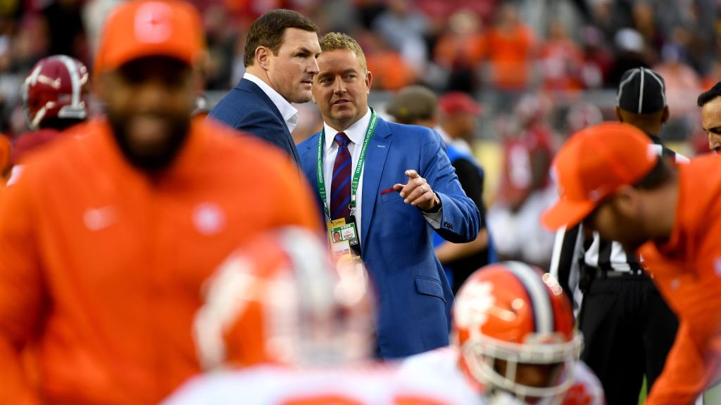 Kirk Herbstreit in play for Monday Night Football booth, report says